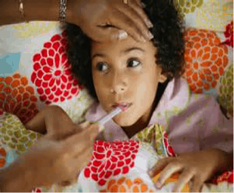 Fever remedies children